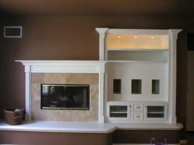 custom tv cabinets built in